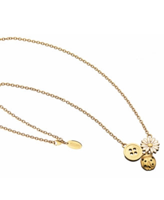 Moschino Cheap and Chic Good Luck Necklace