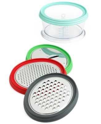 Martha Stewart Collection 5-Piece Multi-Grater