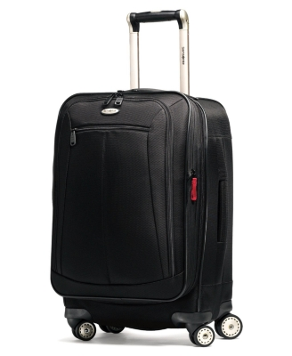 "Samsonite Suitcase, 20"" Silhouette 11 Carry-On Spinner - Rollerboard"