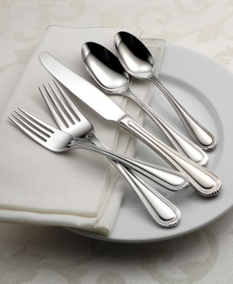 Oneida Countess 50-Pc Flatware Set, Service for 8