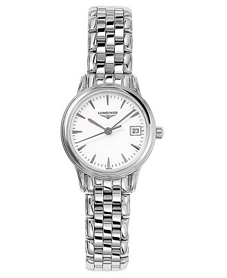 longines s stainless steel bracelet l42164126