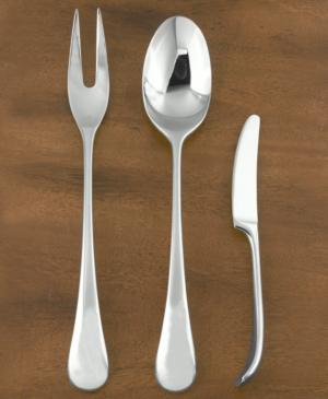 "Dansk ""Torun"" Stainless Serving Spoon"