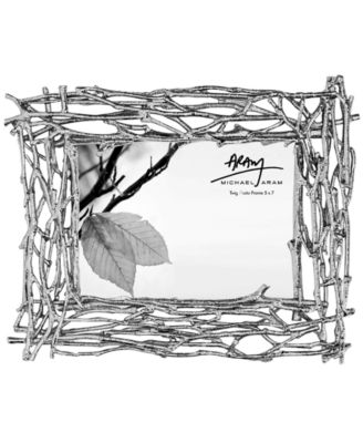 """Michael Aram Twig 5"""" x 7"""" Picture Frame"""