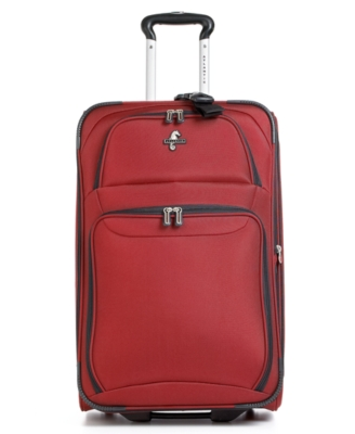 "Atlantic Suitcase, 22"" Compass Carry-On Upright"