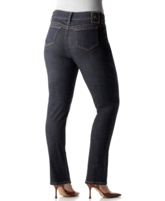 Hydraulic Plus Size Ginger Skinny Jeans, Blue Wash