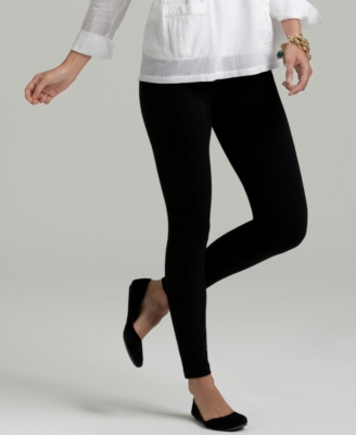Style&co. Petite Leggings, Stretch Cotton Ankle Length