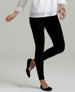 Style&co. Leggings, Stretch Cotton Ankle Length