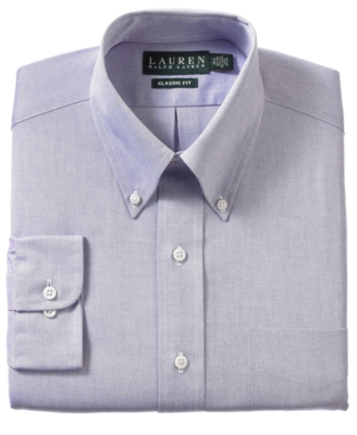 Lauren by Ralph Lauren Dress Shirt, Pinpoint