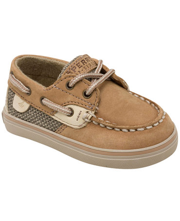 Sperry Baby Shoes Bluefish Prewalker Topsiders