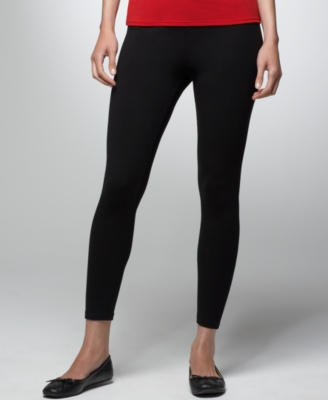 Alfani Leggings, Ponte Knit
