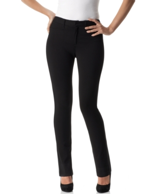 Not Your Daughter's Jeans Petite Pants, Ponte Knit
