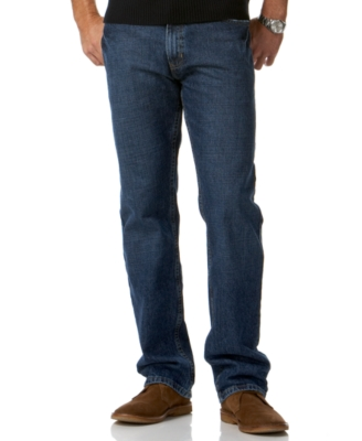 Nautica Jeans Straight Leg Jeans, Anchor Wash