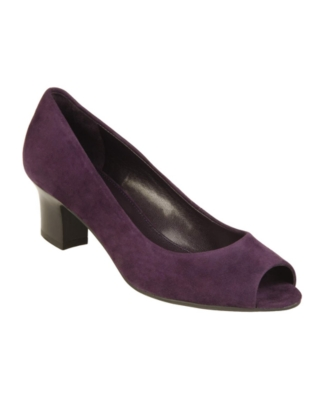 Franco Sarto Shoes, Novel Peep Toe Pumps Women's Shoes