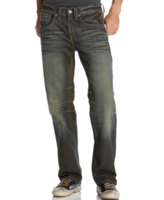 Marc Ecko Cut & Sew Jeans, Dark Ark Standard Cut
