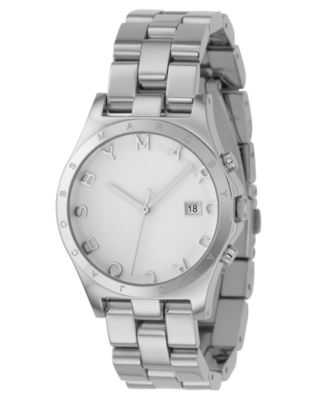 Marc by Marc Jacobs Watch, Men's Henry Stainless Steel Bracelet MBM3036