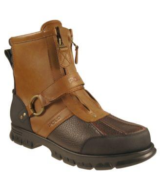Polo Ralph Lauren Shoes, Conquest Hi