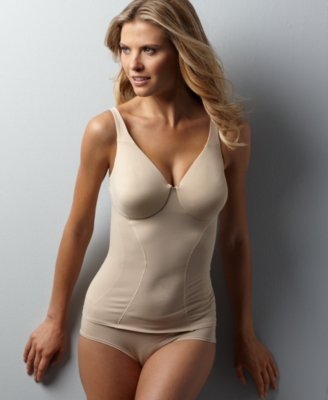 Flexees Minimizer Camisole, Easy Up Easy Down