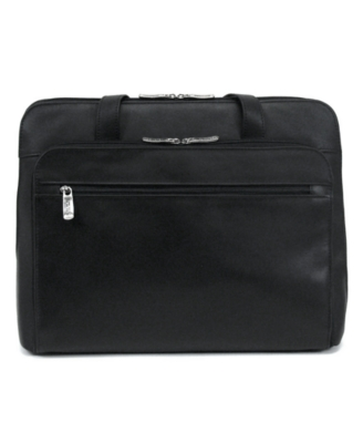 Kenneth Cole Reaction Laptop Bag, Manhattan Leather Ladies' Zip Portfolio