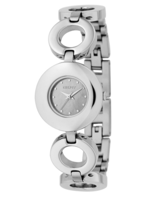 DKNY Watch, Women's Stainless Steel Bracelet NY4646