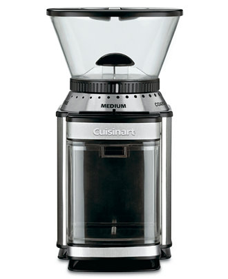 Cuisinart DBM-8 Supreme Grind Automatic Burr Mill Coffee Grinder