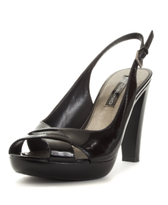 Bandolino Shoes, Kasmira Slingback Pumps Women's Shoes - Slingbacks