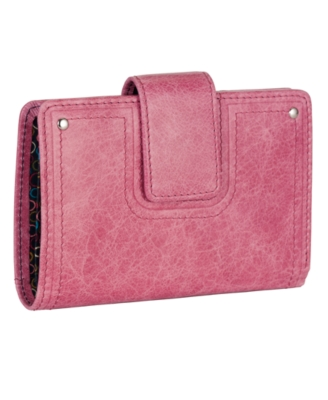 Fossil Wallet, Candy Solid Multifunction