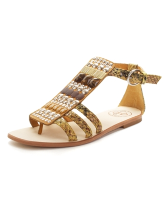 BCBGeneration Shoes, Uma Sandals Women's Shoes - The Gladiator Shoe