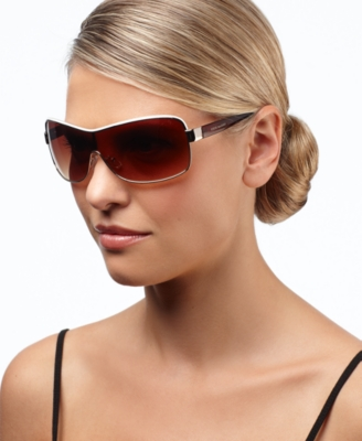 Steve Madden Sunglasses, Shield