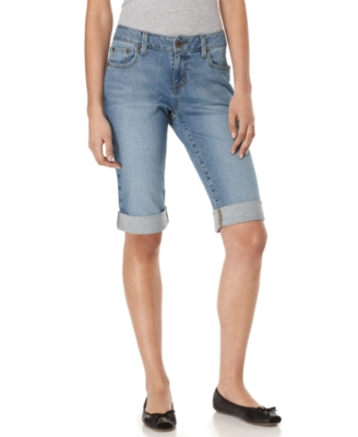 DKNY Jeans Shorts, Dirty Dancing Bowery Blast Wash