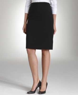 Alfani Skirt, Basic Pencil Side Zip