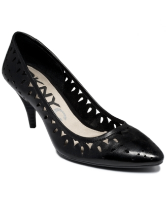 DKNYC Shoes, Lorelei Pumps Women's Shoes