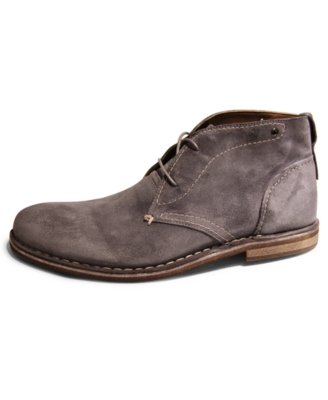 GUESS Shoes, Alexi Suede Chukka Boots Men's Shoes