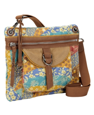 Printed Shoulder Bag - Fossil