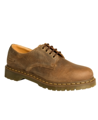 Dr Martens Shoes, Stanton 4 Eye Oxfords Men's Shoes