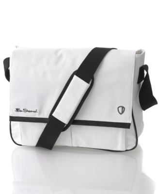 Ben Sherman Bag, Canvas Messenger