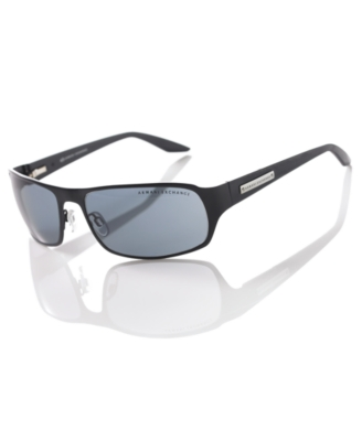 Rectangular Sunglasses - Armani Exchange