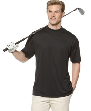 Champion Tour Golf Shirt, Performance Mock Neck