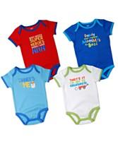 Carter's Baby Bodysuits, Baby Boys Bodysuits