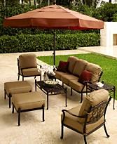 Macys Villa Furniture Outdoor Dining Amp Lounging Patio