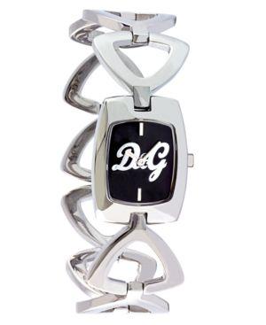 D&G Watch, Women's Stainless Steel Bracelet DW0110