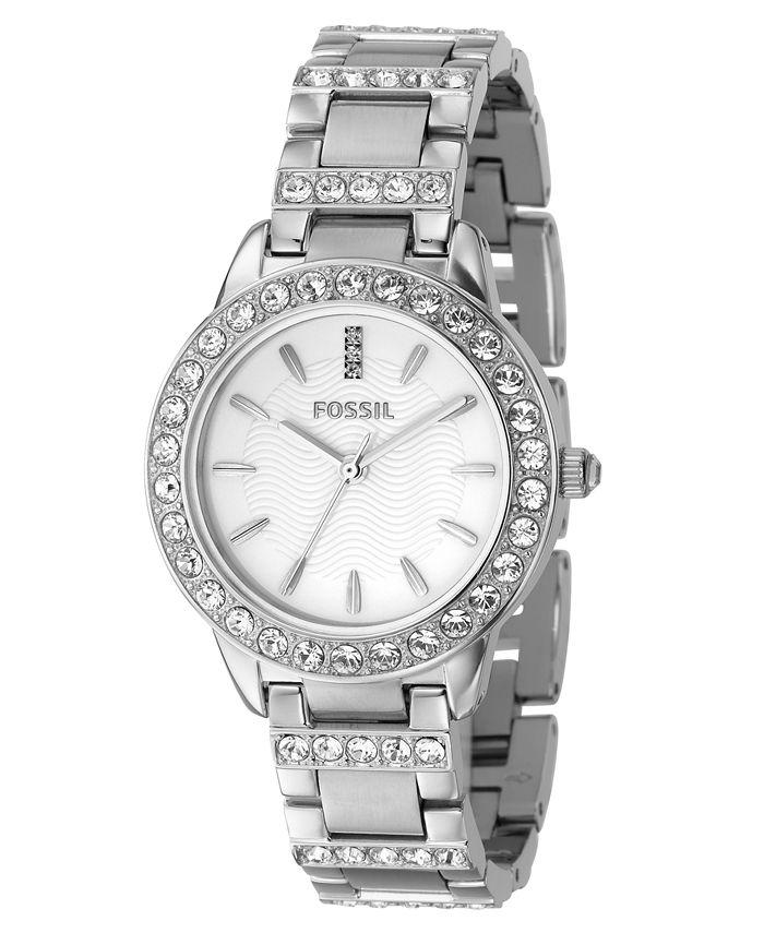 Fossil - Women's Jesse Stainless Steel Bracelet Watch ES2362