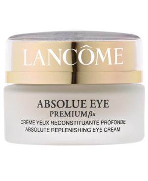 Lancôme ABSOLUE EYE PREMIUM Bx Absolute Replenishing Eye Cream , .5 Oz