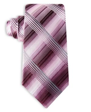 Alfani Tie, Blazing Saddle Stripe - Alfani