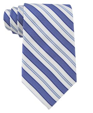 Club Room Tie, Harbor Stripe
