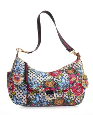 Ed Hardy Handbag, Top Zip Satchel