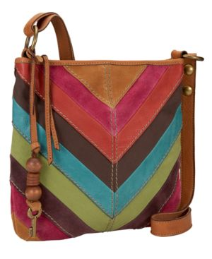 Fossil Handbag, Ari Crossbody Bag - Fossil