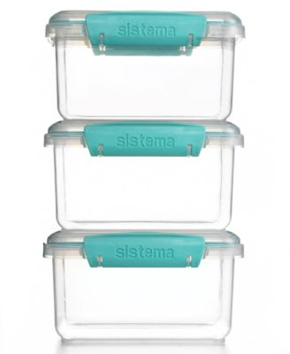 Martha Stewart Collection Storage Containers, Set of 3