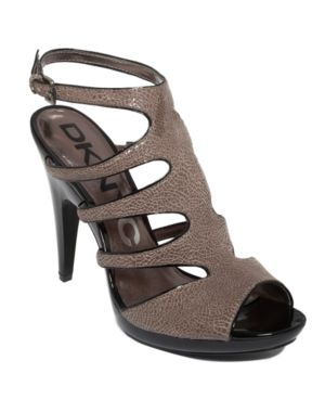 DKNY Shoes, Zuri Sandals Women's Shoes - Heels