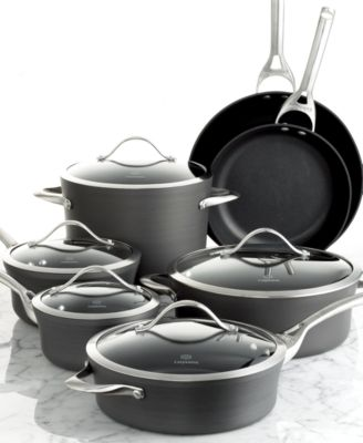 Calphalon Contemporary Nonstick 12 Piece Cookware Set