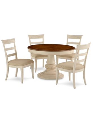 coventry dining room furniture 7 piece set table and 6 side chairs